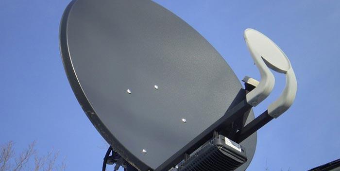 Installare un'antenna parabolica