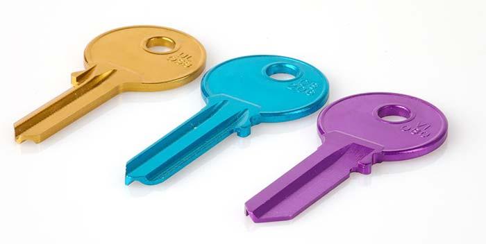 Togliere una chiave spezzata
