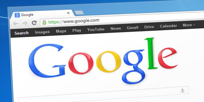 Cercare file con Google
