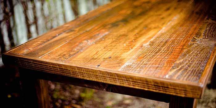 Fare dei tagli diritti con il legno