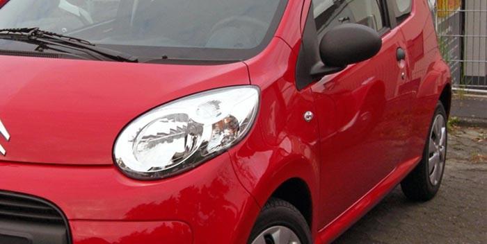 Sostituzione luce stop/retromarcia Peugeot 107