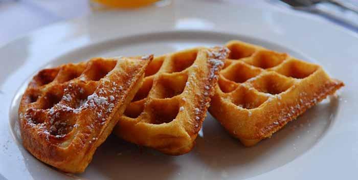 Ricetta e preparazione Waffle