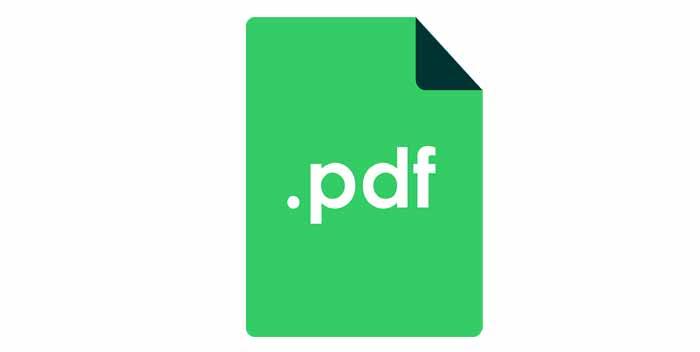 Sbloccare file pdf