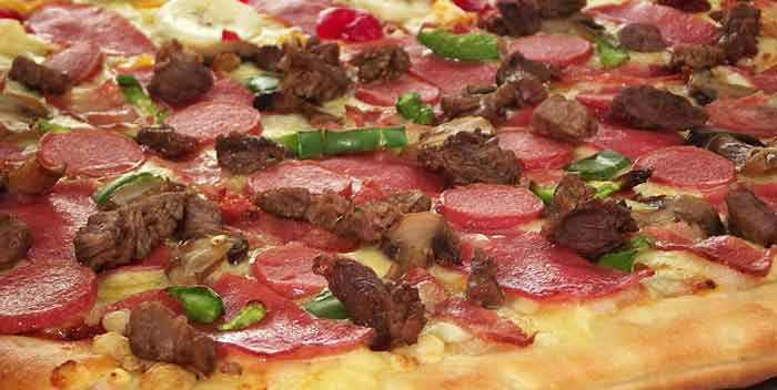 Fare la pizza sul barbecue