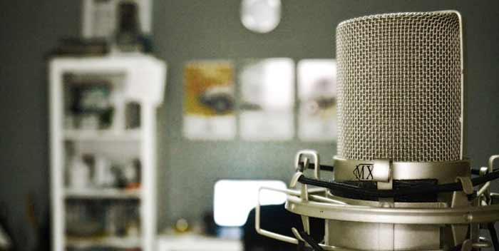 Registrare dal microfono