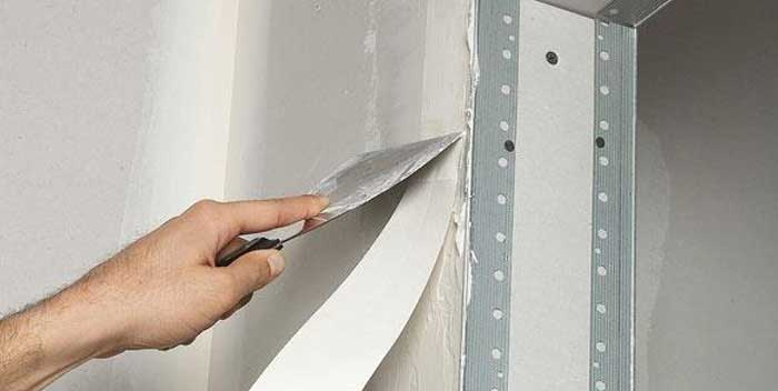 Costruire una parete divisoria