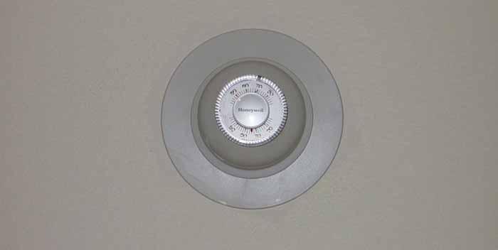 Installare un termostato per caldaia