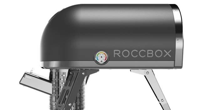 Roccbox il forno per pizza portatile for Forno per pizza portatile