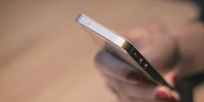Configurare un iphone per internet