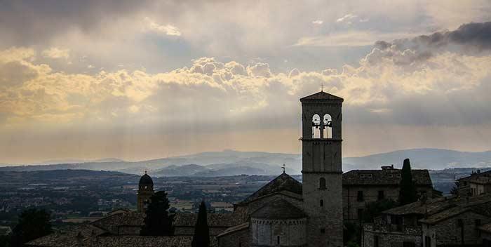 Dove parcheggiare ad Assisi