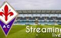 Streaming Fiorentina live