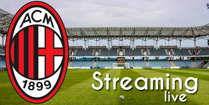 Streaming Milan live