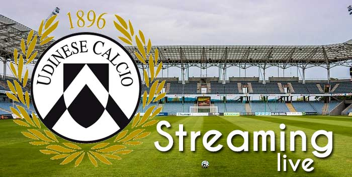 Streaming Udinese live