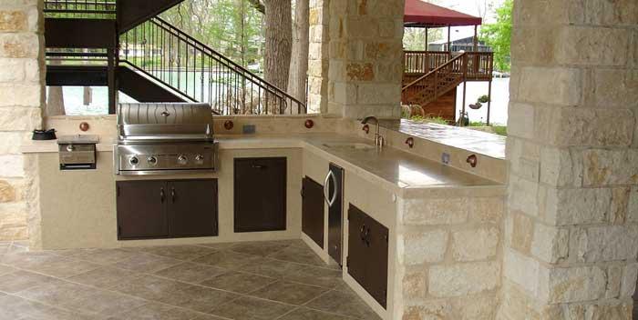 Costruire una cucina in muratura - askon.it