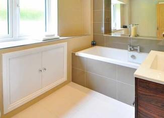 Sostituire la vasca da bagno