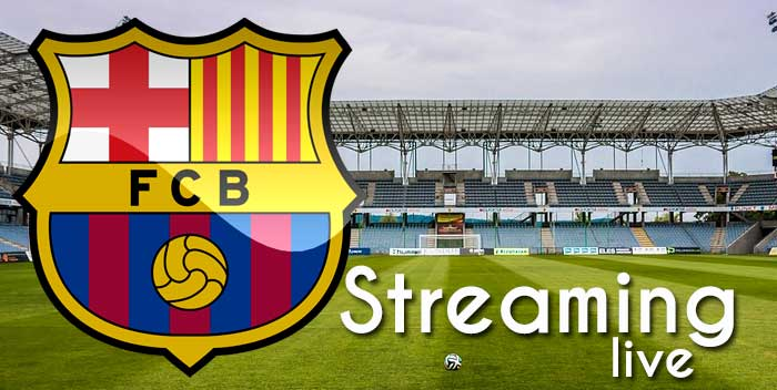 Streaming Barcellona live