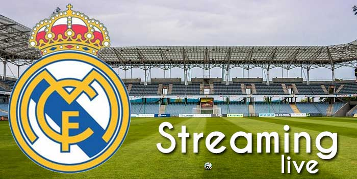 Streaming Real Madrid live