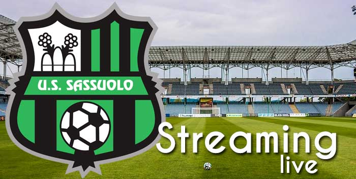 Streaming Sassuolo live