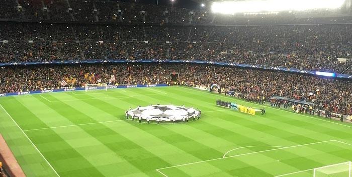 Streaming Champions League, diretta