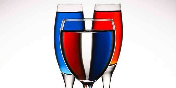Liquido radiatore, differenze tra i colori
